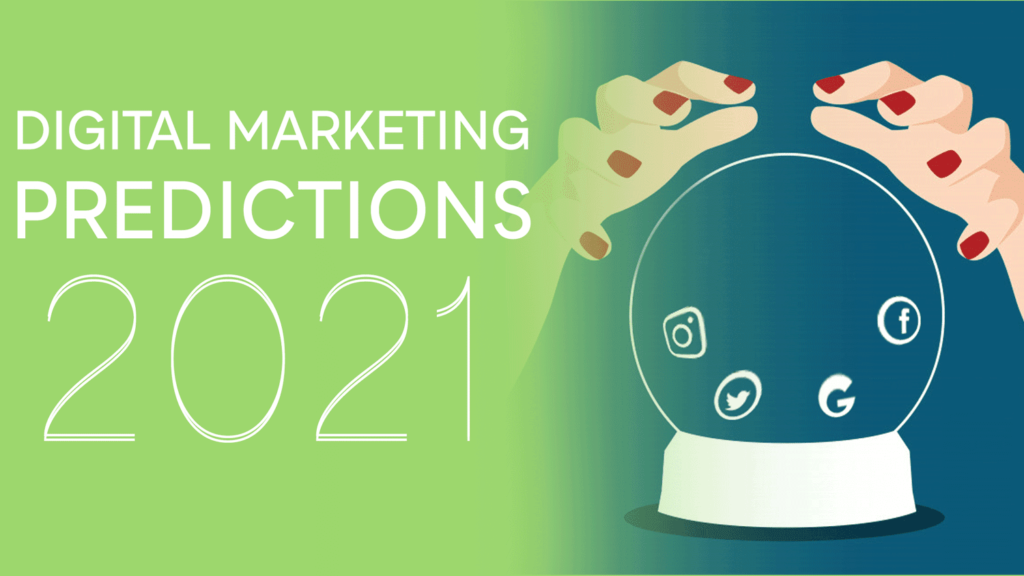 digital marketing in 2021